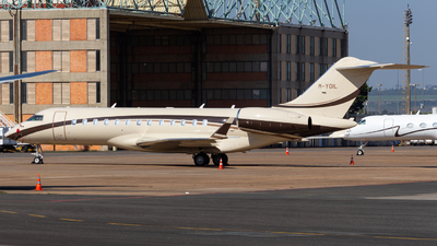 M-YOIL - Bombardier BD-700-1A10 Global 6000 - Private