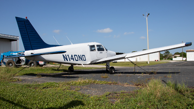 N140ND - Piper PA-28-161 Cadet - Private