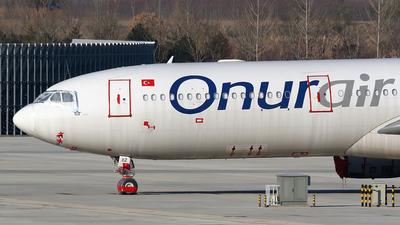 B-6112 - Airbus A330-343 - Onur Air