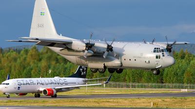 84008 - Lockheed Tp84 Hercules - Sweden - Air Force