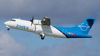 HB-AMC - ATR 42-320(F) - Zimex Aviation