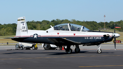 06-3838 - Raytheon T-6A Texan II - United States - US Air Force (USAF)