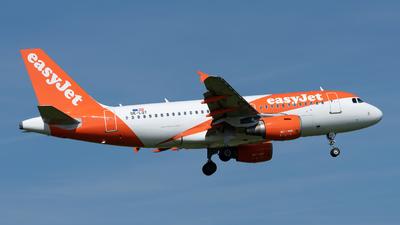 OE-LQT - Airbus A319-111 - easyJet Europe