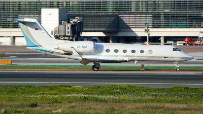 CN-GMT - Gulfstream G450 - Private