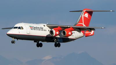EP-FQV - British Aerospace Avro RJ100 - Qeshm Air