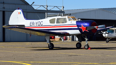ER-YOC - Yakovlev Yak-18T - Untitled