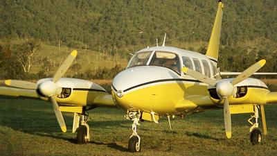 - Piper PA-31 Navajo C - Private