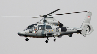 HS-4205 - Eurocopter AS-565MBe Panther  - Indonesia - Navy