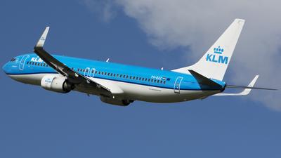 PH-BXZ - Boeing 737-8K2 - KLM Royal Dutch Airlines
