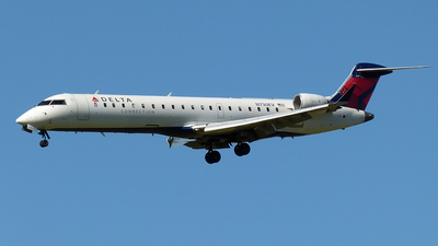N730EV - Bombardier CRJ-701ER - Delta Connection (ExpressJet Airlines)
