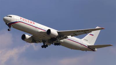 EI-EAR - Boeing 767-3Q8(ER) - Rossiya Airlines