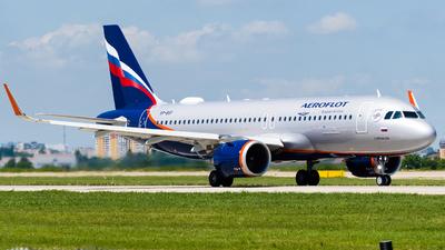 A picture of VPBSF - Airbus A320251N - Aeroflot - © Alexander Lebedev