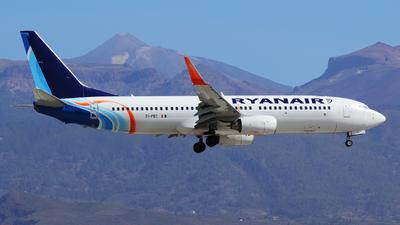 EI-FEC - Boeing 737-8KN - Ryanair