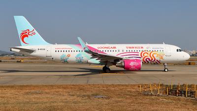 B-8335 - Airbus A320-214 - Loong Air