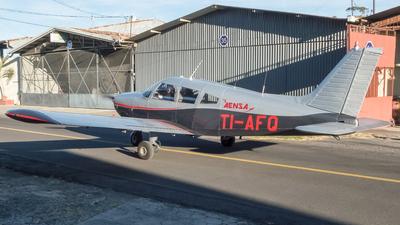 TI-AFQ - Piper PA-28-180 Cherokee Archer - Academia de Enseñanza Aeronáutica (AENSA)