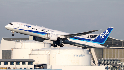 JA933A - Boeing 787-9 Dreamliner - All Nippon Airways (Air Japan)