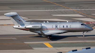 N355VJ - Bombardier BD-100-1A10 Challenger 300 - VistaJet
