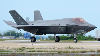 11-5036 - Lockheed Martin F-35A Lightning II - United States - US Air Force (USAF)