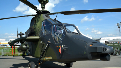 74-11 - Eurocopter EC 665 Tiger UHT - Germany - Army