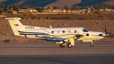 N456V - Pilatus PC-12/45 - Private