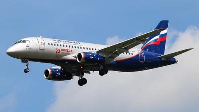 RA-89110 - Sukhoi Superjet 100-95B - Aeroflot