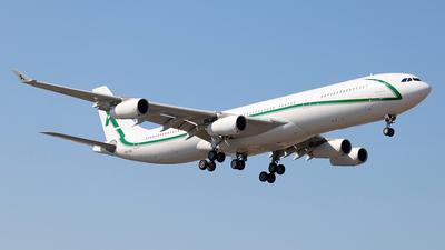 9H-BIG - Airbus A340-313X - Air X Charter