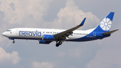 A picture of EW457PA - Boeing 7378ZM - Belavia - © Sierra Aviation Photography