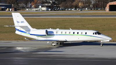 OK-JRT - Cessna 680 Citation Sovereign Plus - SmartWings