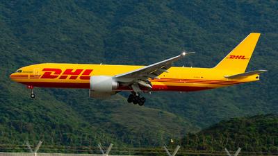 D-AALS - Boeing 777-FBT - DHL (AeroLogic)