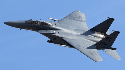 90-0258 - McDonnell Douglas F-15E Strike Eagle - United States - US Air Force (USAF)