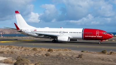 A picture of EIFJN - Boeing 7378JP - [41152] - © Pablo Gonzalez de Leon