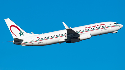 CN-ROK - Boeing 737-8B6 - Royal Air Maroc (RAM)