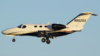 N862GS - Cessna 510 Citation Mustang - Private