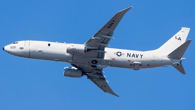 169551 - Boeing P-8A Poseidon - United States - US Navy (USN)