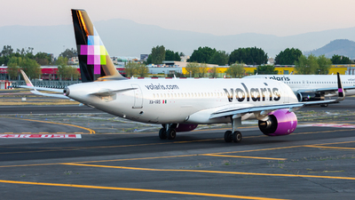 XA-VRS - Airbus A320-271N - Volaris