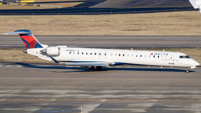 N310PQ - Bombardier CRJ-900 - Delta Connection (Endeavor Air)