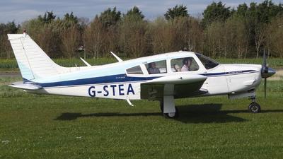 A picture of GSTEA - Piper PA28R200 - [28R7235096] - © Adam Loader