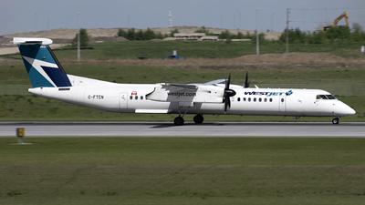 C-FTEN - Bombardier Dash 8-Q402 - WestJet Encore