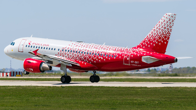 A picture of VPBIT - Airbus A319111 - Rossiya - © Alexander Lebedev