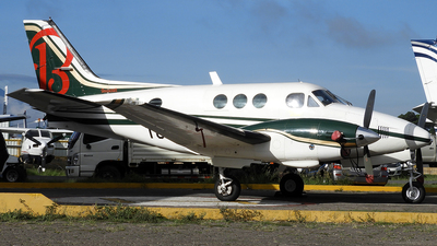 TG-AGR - Beechcraft C90 King Air - Private