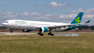 A picture of EIEDY - Airbus A330302 - Aer Lingus - © Marco Wolf
