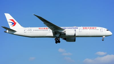 B-208P - Boeing 787-9 Dreamliner - China Eastern Airlines