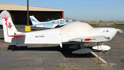 A picture of N7714H -  - [66088] - © C. v. Grinsven