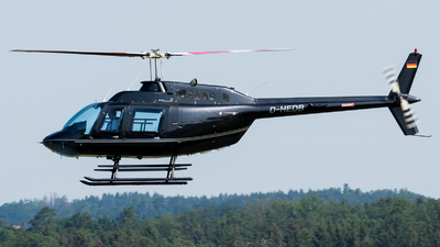 D-HEDB - Bell 206B JetRanger - Private