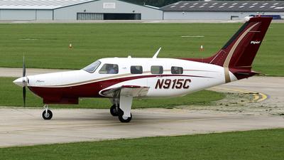 A picture of N915C - Piper PA46R350T Malibu Matrix - [4692182] - © Terry Figg