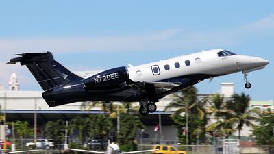 N720EE - Embraer 505 Phenom 300 - Private