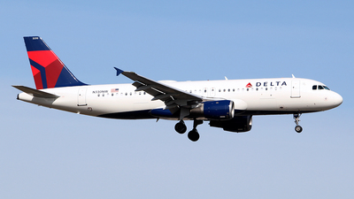 A picture of N330NW - Airbus A320211 - Delta Air Lines - © toyo_69pr
