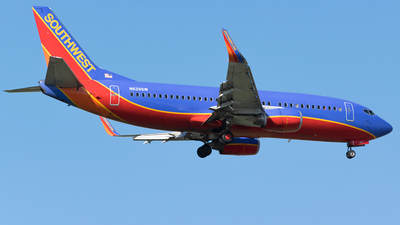 A picture of N639SW - Boeing 7373H4 - [27712] - © Corey G Brickner