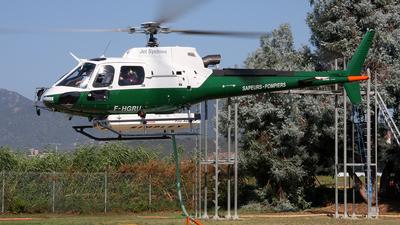 F-HGRU - Aérospatiale AS 350B3 Ecureuil - Jet Systems Hélicoptères Service