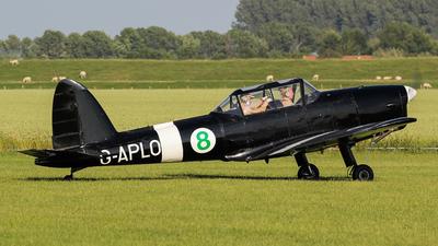 A picture of GAPLO - De Havilland Canada DHC1 Chipmunk - [C1/0144] - © Kees Marijs